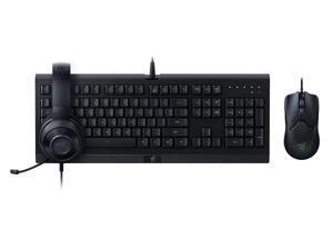 Razer Power Up Bundle - Kraken X Lite Gaming Headset, Cynosa Lite Gaming Keyboard, Viper Gaming Mouse - RZ85-02740200-B3M1