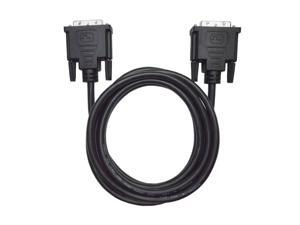 6 ft DVI to DVI Single Link Cable