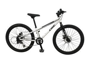"""Cybic 24"""" Alloy Mountain Bike, with Shimano Variable Speed System, Aluminum Frame, Front Suspension, Gear 7-24speed Options, Disc Brake, 20/24/26inch Wheels Options"""
