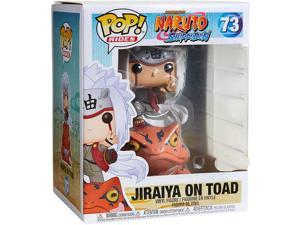 Funko POP! Rides: Shonen Jump Naruto Shippuden #73 - Jiraiya on Toad H.T. Exclusive