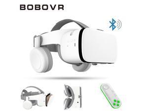 BOBOVR Z5 Update BOBO VR Z6 3D Glasses Virtual Reality Binocular Stereo Bluetooth VR Headset Helmet For iPhone Android