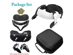 BOBOVR M2 Halo Strap For Oculus Quest 2 VR Devices Strap Handle Grip Case Storage Box Protection VR Headset Accessories