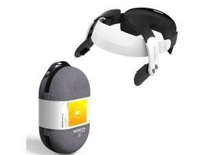 BOBOVR M2 Head Strap For Oculus Quest 2 BOBOVR C2 Portable Carrying Case