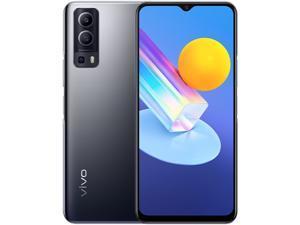 vivo Y72 5G | 8G/128G | V2041 | MediaTek Dimensity 700 | unlocked 5G smartphone | GSM Only, No CDMA | international version | Graphite Black