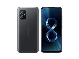 ASUS Zenfone 8 | 8G/128G | ZS590KS | Snapdragon 888 | unlocked 5G smartphone | GSM Only, No CDMA | Google Play installed | international version | Obsidian Black