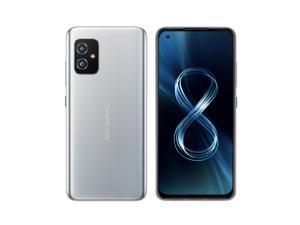 ASUS Zenfone 8 | 8G/128G | ZS590KS | Snapdragon 888 | unlocked 5G smartphone | GSM Only, No CDMA | Google Play installed | international version | Horizon Silver