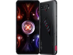 ASUS ROG Phone 5s Pro | 18G/512G | ZS676KS | Snapdragon 888+ | unlocked 5G smartphone | GSM Only, No CDMA | including cooler fan | Google Play installed | international Taiwan version | Phantom Black