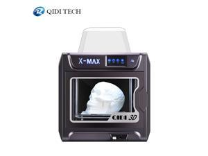 QIDI TECH 3D Printer X-MAX Large Size Industrial WiFi High Precision Printing with PLA TPU PC PETG Nylon 300*250*300mm 1year warranty great after sale service