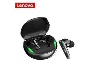 Lenovo XT92 TWS Gaming Earphone Bluetooth 5.1Headphones 9D Stereo HiFi Wireless Earbuds Low Latency Touch Control Headset With Mic (Black)