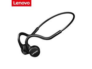 Lenovo X5 Bone Conduction Earphone Silicone Cover Waterproof IPX8 Wireless Bluetooth Headset for Sports Running Swimming