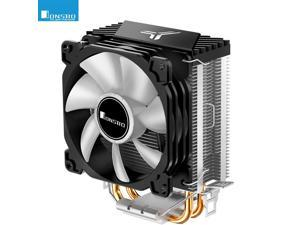 CR1200 Colorful 2 Heat Pipe Tower CPU Cooler 3Pin Computer Cooling Fans Radiator Heatsink for AM4/AM3 LGA 1151/1155/1156