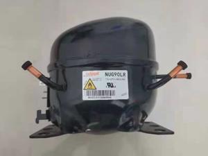 compressor for commercial cabinet