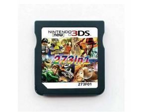 273 in 1 MULTI CART Super Combo Video Games Cartridge Card Cart for Nintendo DS/NDS/NDSL/NDSi/3DS/2DS XL/LL