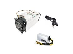 ANTMINER L3+ ( With power supply ) Scrypt Litecoin Miner LTC Mining Machine Bitmain Antminer L3+ with APW 3+ With Power Supply Scrypt (LTC DOGE) 504 MH/s