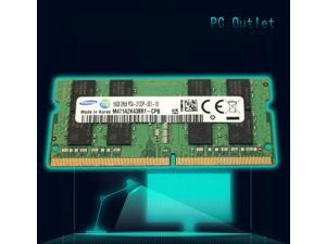 Samsung 16GB DDR4 PC4-21300, 2666MHZ, 260 PIN SODIMM 1.2V CL 19 laptop ram memory