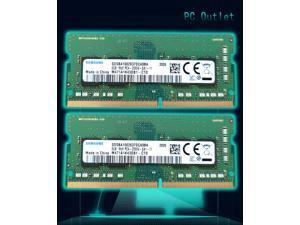 Samsung 16GB(2X8GB) SODIMM PC4-21300 (DDR4-2666) Memory (M471A1K43DB1CTD) Lenovo