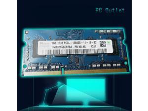 2GB Hynix PC3L-1600Hmz SODIMM Memory DDR4L-12800S 1.35V HMT325S6CFR8A-PB