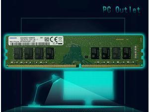 Samsung 16GB 2933MHz RAM is DDR4 2Rx8 PC4-23400 2933Y UDIMM Non-ECC Memory M378A2K43DB1-CVF