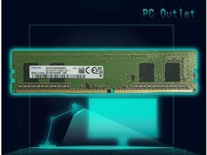 8GB Samsung M378A1G44AB0-CWE DDR4 UDIMM PC4-25600 3200MHz 288 Pin DIMM 1.2V CL 22 desktop ram memory