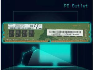 16GB Samsung 2RX8 PC4 2400mhz UDIMM DDR4 RAM Desktop Memory M378A2K43CB1-CRC single 16