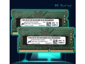 Micron 32GB(2X16GB) MTA8ATF2G64HZ-3G2EZES Laptop Memory CP4-25600 SODIMM DDR4-3200 2RX8 1.2V