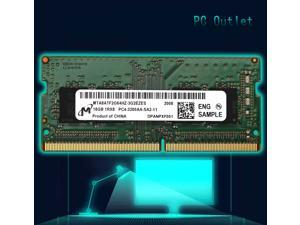 Micron 16GB MTA8ATF2G64HZ-3G2EZES RMA Laptop Memory CP4-25600 SODIMM DDR4-3200 2RX8 1.2V