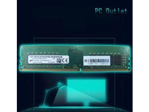 MICRON MTA16ATF2G64AZ-3G2J1 16GB  DDR4-3200 PC4-25600 NONECC UDIMM Desktop Memory RAM 1.2V