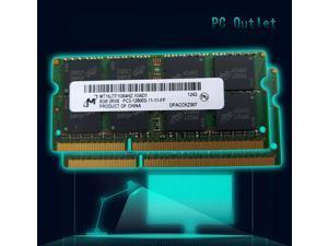 16GB(2X8GB) Micron  MT16JTF1G64HZ-1G6D1 2Rx8 PC3-12800S SODIMM DDR3-1600HMZ RAM