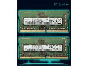 Samsung 16GB(2X8GB) DDR4 PC4-25600 3200MHZ 260 PIN SODIMM 1.2V CL 22 laptop ram memory M471A1K43DB1-CWE