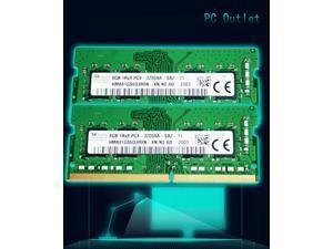 SK Hynix 16GB(2X8GB) HMA81GS6DJR8N-XN DDR4-3200MHz CP4-25600 SO-DIMM Memory Module