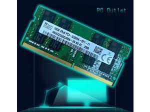 SK Hynix 16GB  HMA82GS6DJR8N-XN 16G DDR4 3200 SODIMM 2Rx8 PC4-3200AA-SE1-11 For Laptop Memory