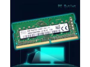 8GB 1Rx8 PC4-2400T DDR4 260Pin SODIMM Laptop Notebook Memory RAM SK Hynix HMA81GS6AFR8N-UH