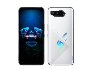 ASUS ROG Phone 5 ZS673KS (GSM ONLY NO CDMA) unlocked including cooler fan | 16GB/256GB | Storm White