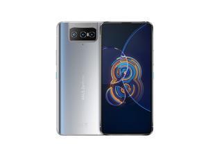 ASUS ZenFone 8 Flip (ZS672KS) 8/128 (GSM ONLY NO CDMA) unlocked | 8GB/128 GB | Glacier Silver