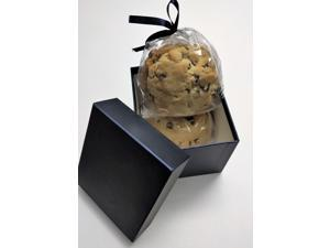 Gift Box Favor of Gourmet Cookies, 4-count (2 lbs)