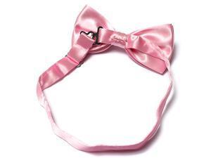 Noeud Papillon de Smoking Bowtie pour Hommes - pink