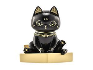 British Museum Anderson cat phone holder desktop animal ornaments cute dog and cat phone holder creative gifts
