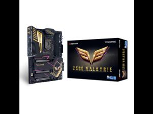 Biostar Z590 Valkyrie 11th/10th Gen Intel LGA1200 PCIe 4.0 Gaming Motherboard