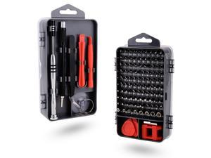 110 Precision Magnetic Screwdriver Set Torx Electronic PC Laptop Repair Tool Kit
