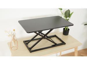 """Elived Sit Stand Desk Riser Ready to Work (31"""")"""