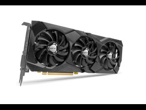 XFX Radeon RX 590 DirectX 12 RX-590G85AD 8GB 256-Bit GDDR5 PCI Express x16 HDCP Ready CrossFireX Support Video Card