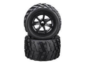 WLtoys L969 Front Wheels L969-01 92.5*8*52.5mm RC Car Parts 2PCS -