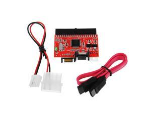 2 in1 3.5 SATA to IDE /IDE to SATA ATA 100/133 Adapter Converter For win7 XP OS -