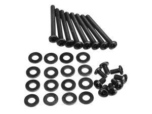 Hydro Series Fan Mounting Screw Kit Mounting Stations Kit For Corsair -