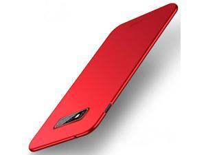 MOFI Slim Anti Fingerprint Hard PC Protective Case For Samsung Galaxy S10E (Lite) 5.8 Inch -- Black / Red / Blue / Gold / Rose Gold - gules
