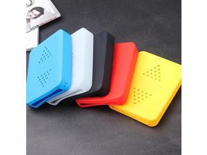 Shockproof Hard Drive Protective Silicone Case Cover For WD My Passport 1T - Yellow 1T