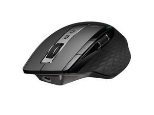 Rapoo MT750S Rechargeable Multi-mode Wireless Mouse Bluetooth 3.0/4.0 2.4GHz Switch Among 4 Devices -