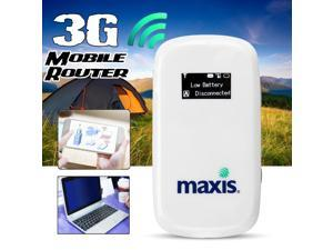 3G LTE/HSPA WIFI Wireless Mobile Hotspot Router Modem Portable 150Mbps Unlocked -