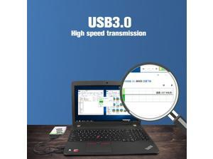 USB3.0 TO SATA Adapter Cable USB Easy Drive Cable 2.5-inch Hard Drive With Power -