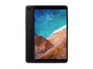 Original Box Xiaomi Mi Pad 4 Snapdragon 660 4GB RAM 64GB 8 Inch MIUI 9 OS Tablet PC - Black (black)